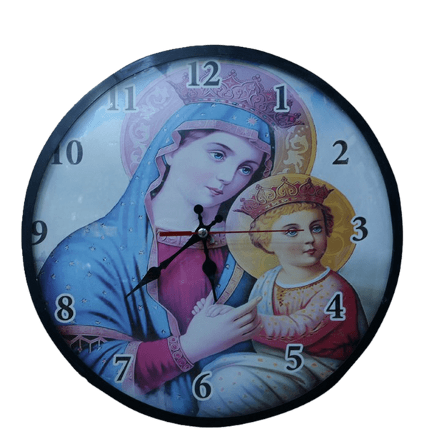 St.Mary picture in Clock